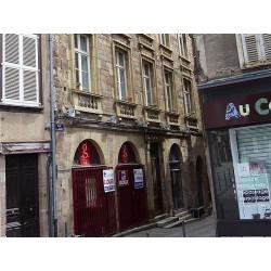 Дом по ул. Барьер в Родезе  (Maison la rue. Barrière à Rodez)