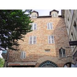 Дом по ул.  Карфур Сент-Эттьен в Родезе  (Maison la carrefour Saint-Étienne  à Rodez)