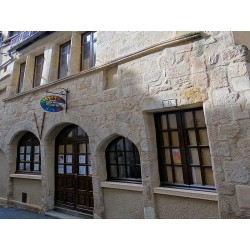 Дом по ул.  Св. Катерины в Родезе  (Maison la rue Sainte-Catherine  à Rodez)