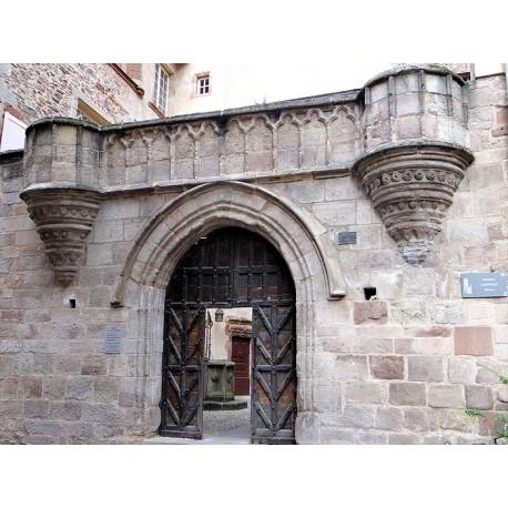 Дом главы Родеза (Maison du Chapître à Rodez): Родез, Авейрон