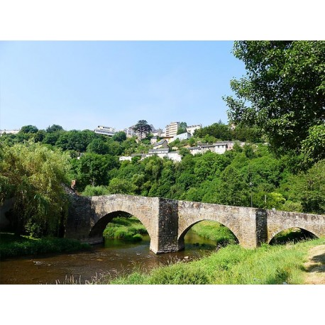 Мост Пон де Лейуль (Pont de Layoule): Родез, Авейрон