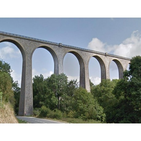 Виадук Гаскарье (Viaduc de la Gascarie): Олам, Авейрон