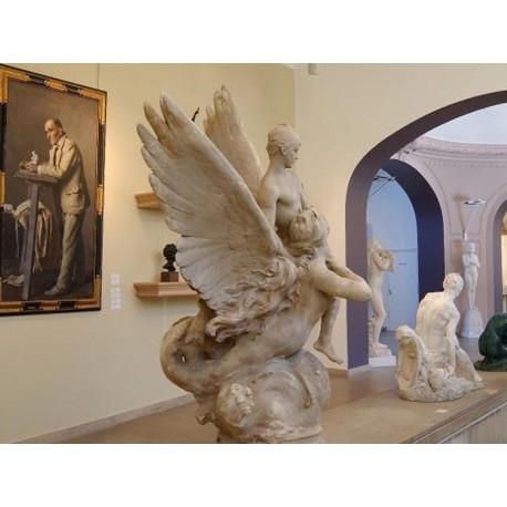 Музей современного искусства Денис-Пёш (Musée Denys-Puech): Родез, Авейрон