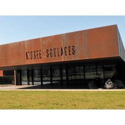Музей Сулаж (Musée Soulages)