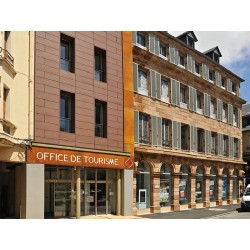 Центр туризма в Родезе (Office de Tourisme Rodez Agglomération)