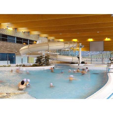 Аквапарк Аквавалон в Родезе (Aquapark Aquavallon a Rodez): Родез, Авейрон