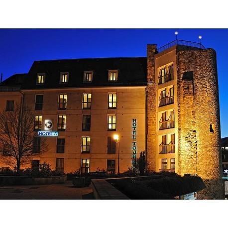 Отель Inter-Hotel de La Tour Maje 3* (Родез, Авейрон)
