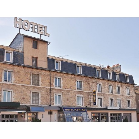 Отель Kyriad Rodez 3* (Родез, Авейрон)