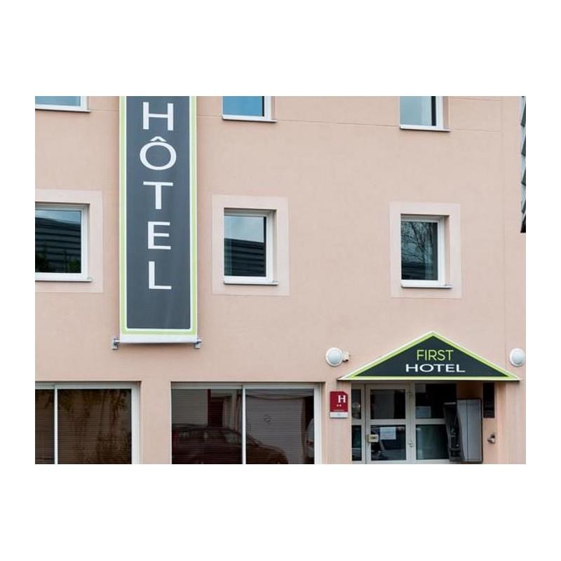hôtel first rodez