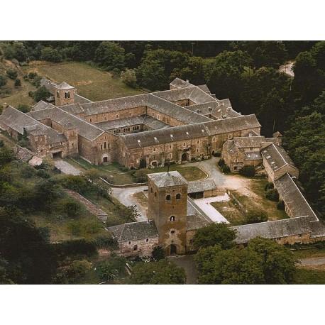 Аббатство Нотр-Дам де Боннекомб (Abbaye Notre-Dame de Bonnecombe): Авейрон, Окситания
