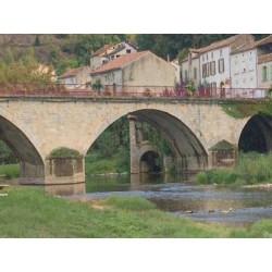Мост Пон Сен-Мартен-Лагепи  (Pont Saint-Martin-Laguépie)