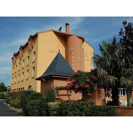 Отель Cévenol Hôtel 3* (Мийо, Авейрон)