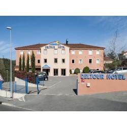 Отель Deltour Hôtel Millau City 2*
