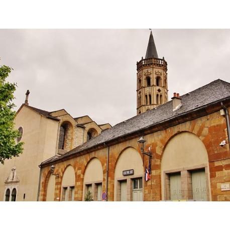 Церковь Нотр-Дам де л'Еспинас (Église Notre-Dame de l'Espinasse): Мийо, Авейрон