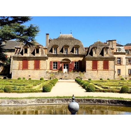 Резиденция Самбуси (Hôtel de Sambucy): Мийо, Авейрон