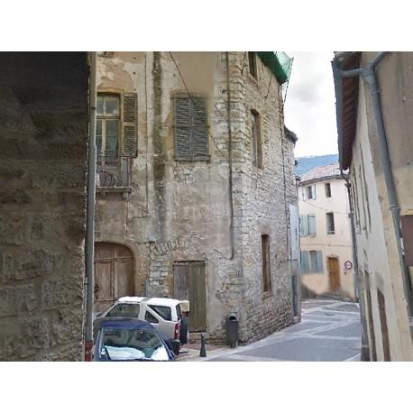 Старинный двор Самбуси Миер (Ancien hôtel de Sambucy de Miers): Мийо, Авейрон