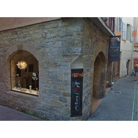 Художественная галерея в Мийо (Galerie 11 rue de la Capelle): Мийо, Авейрон