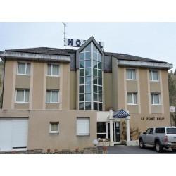 Отель Hôtel du Pont Neuf 2*