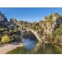 Природный мост Пон д'Арк (Pont d'Arc)