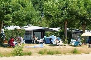Кемпинг Camping-Club Les Genêts