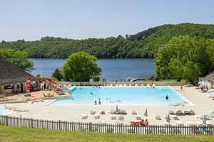 """Кемпинг """"Tohapi Camping Domaine des Tours"""""""