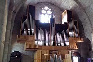 Аббатство Сильван (Sylvanes Abbey)