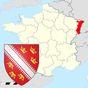 Эльзас (Alsace) - регион Франции