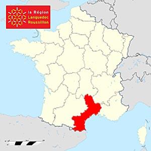 Лангедок-Руссильон (Languedoc-Roussillon) - регион Франции