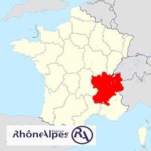 Рона-Альпы (Rhône-Alpes) - регион Франции