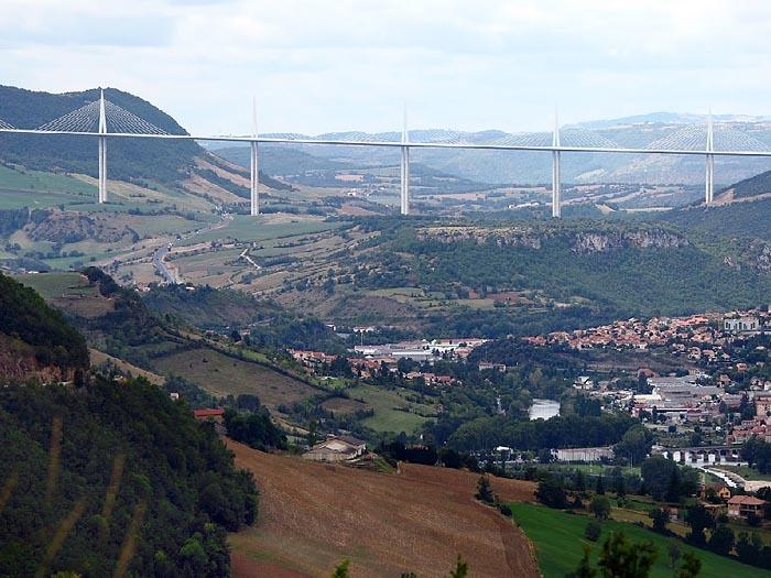 Виадук Мийо (Viaduc de Millau)
