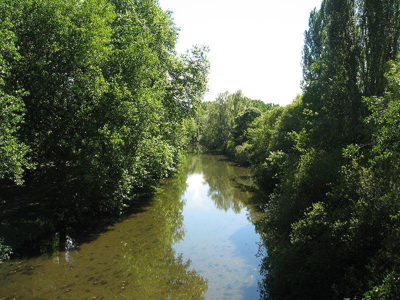 Реки Франции, длинной 100 - 200 км