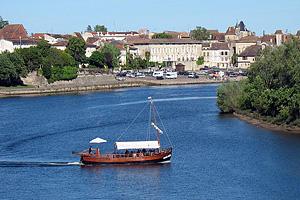 Река Дордонь