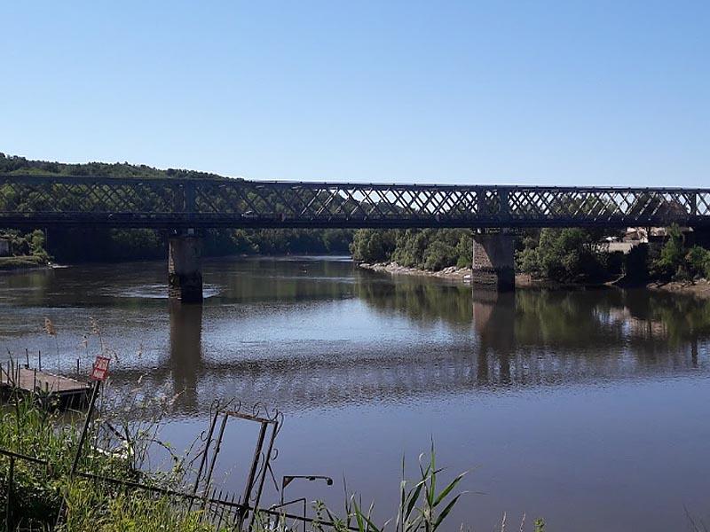 Реки Франции, длинной 300 - 500 км