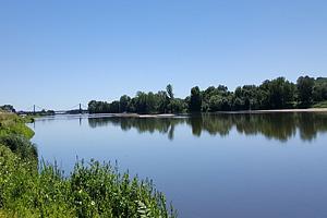 Река Луара (Loire)