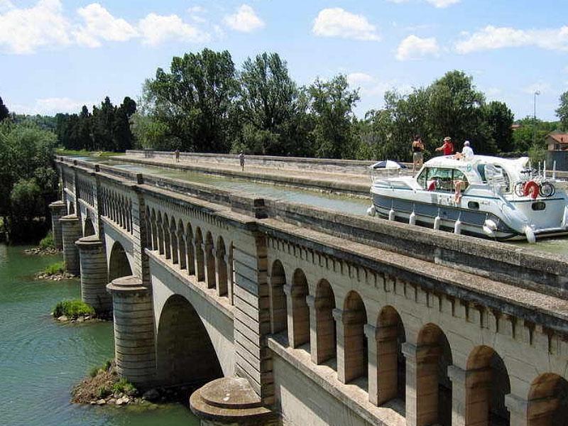 Река Орб (Orb) и Южный канал