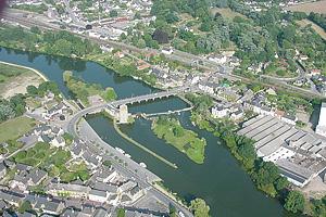 Река Вилэн (Бретань, Франция)