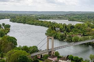 Река Сена (Seine)
