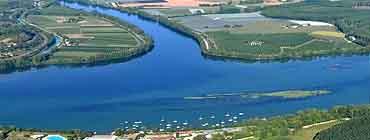 Водная система Франции: особенности