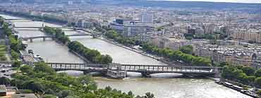 Река Сена (Seine): характеристика