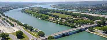 Река Рона (Rhone): характеристика