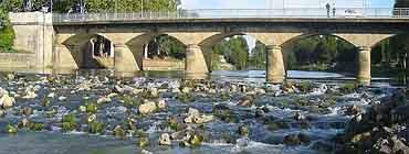 Река Адур (Adour): характеристика