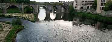 Река Од (Aude): характеристика