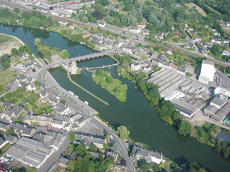 Реки Франции, длинной 200 - 300 км