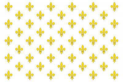 Флаг французской королевской семьи