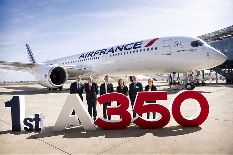 АВ�АКОМПАН�Я AIR FRANCE-KLM ПРОДОЛЖАЕТ ПРОГРАММУ ОБНОВЛЕН�Я ВОЗДУШНОГО ФЛОТА
