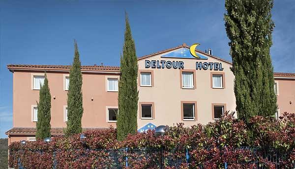 Отель Deltour Hôtel Millau City 2* (Мийо, Франция)