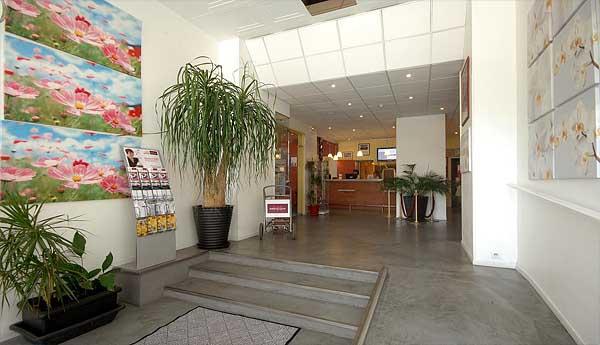 Отель Mercure Millau 4* (Мийо, Франция)