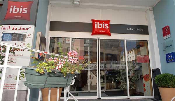 Отель ibis Millau 3* (Мийо, Франция)