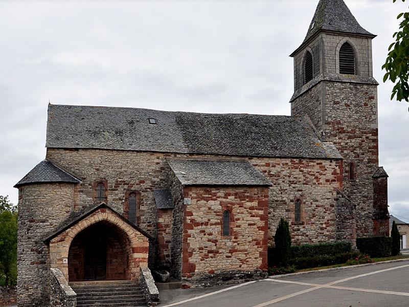 Оне-ле-Шато (Onet-le-Chateau): церковь XVI века