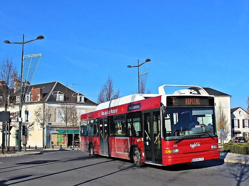 Оне-ле-Шато (Onet-le-Chateau): общественный транспорт